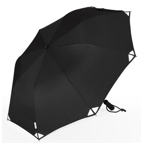 EuroSchirm teleScope handsfree Umbrella black/reflective